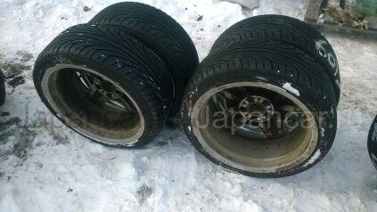 Летниe шины Kenda kaiser kr20 225/40 18 дюймов б/у в Челябинске