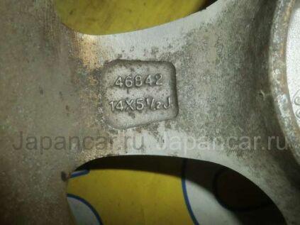 Всесезонные колеса Bridgestone Revo gz 185/65 14 дюймов б/у в Комсомольске-на-Амуре