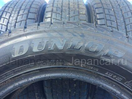 Зимние шины Dunlop Winter maxx sj8 225/65 17 дюймов б/у в Новосибирске