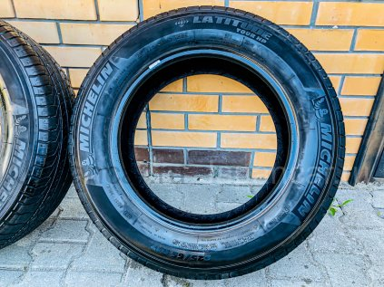 Летниe шины Michelin Latitude tour hp 225/65 17 дюймов б/у в Уссурийске