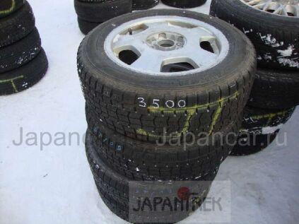 Зимние шины Falken Espia 205/65 16 дюймов б/у в Новосибирске