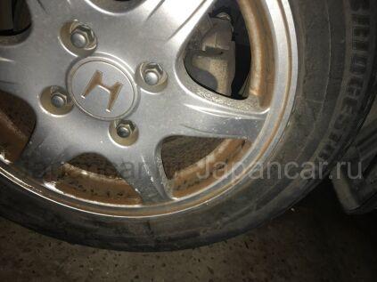 Летниe шины Bridgestone Ecopia ex10 195/65 15 дюймов б/у в Красноярске
