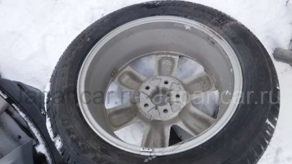 Колеса Nissan X-trail 215/60 17 дюймов б/у во Владивостоке