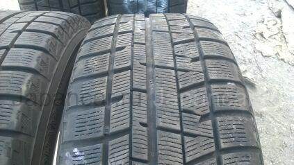 Зимние шины Yokohama 215/50 17 дюймов б/у в Челябинске