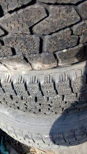 Всесезонные шины 195/65 15 дюймов б/у во Владивостоке