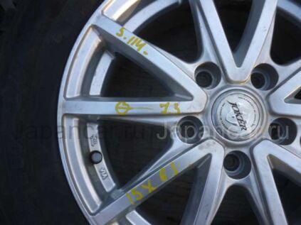 Всесезонные колеса Yokohama 195/65 15 дюймов Joker б/у в Уссурийске