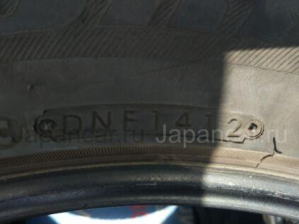 Летниe шины Bridgestone Dueler h/p sport 235/55 18 дюймов б/у в Новосибирске