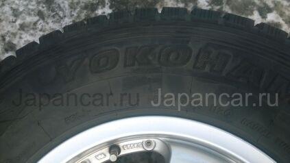 Зимние шины Yokohama Geolandar i\t g072 265/70 16 дюймов б/у в Челябинске
