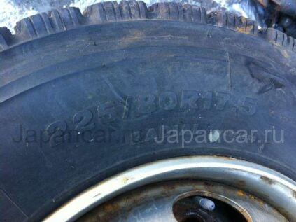 Зимние колеса Bridgestone Studless 225/80 175 дюймов б/у во Владивостоке