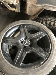 Зимние колеса Mercedes Ml 164 255/50 19 дюймов Mercedes-benz б/у во Владивостоке