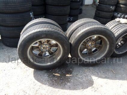 Летниe шины Goodyear Integrity 225/65 17 дюймов б/у в Челябинске