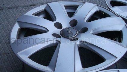 Диски 16 дюймов Audi ширина 7.5 дюймов вылет 45 мм. б/у во Владивостоке