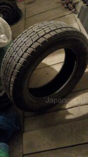 Всесезонные шины Dunlop 185/65 15 дюймов б/у в Новосибирске