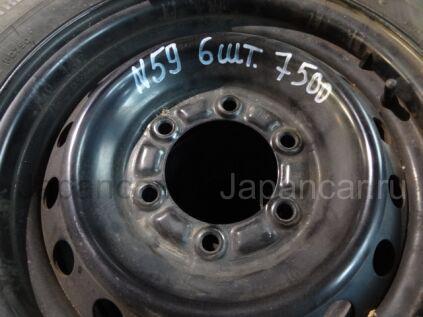 Летниe колеса Dunlop Dv01 195/80 15 дюймов Japan б/у в Артеме