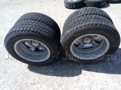 Зимние шины Bridgestone Iceparner 215/65 16 дюймов б/у в Челябинске