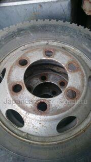 Зимние колеса Yokohama 215/85 16 дюймов Isuzu б/у во Владивостоке