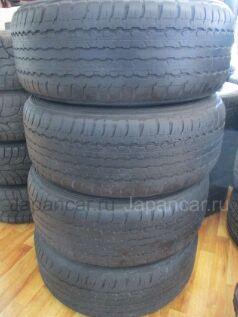 Зимние шины Dunlop 265/60 18 дюймов б/у в Благовещенске
