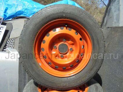 Летниe колеса Falken Linam r51 165/- 14 дюймов Nissan ширина 5 дюймов б/у во Владивостоке