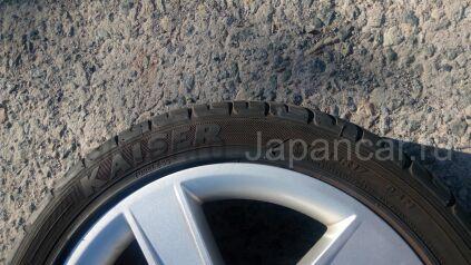 Летниe шины Kenda Kaiser radial 225/45 17 дюймов б/у в Челябинске