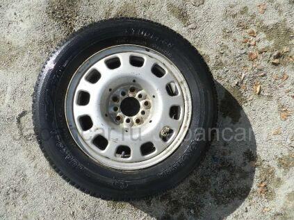 Зимние колеса Yokohama Guardex f700 205/65 15 дюймов б/у в Благовещенске