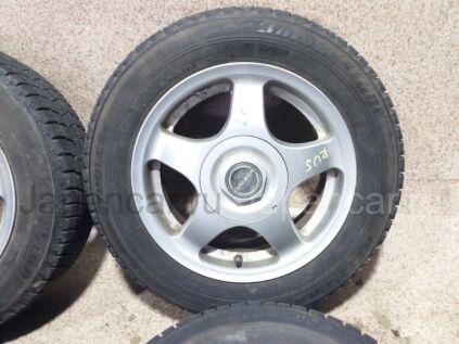 Зимние колеса Bridgestone Blizzak 175/65 14 дюймов б/у во Владивостоке