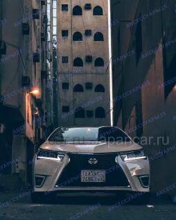 Фара на Toyota Corolla во Владивостоке
