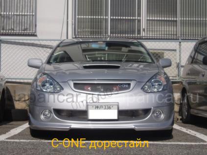 Передняя губа на Toyota Caldina в Иркутске
