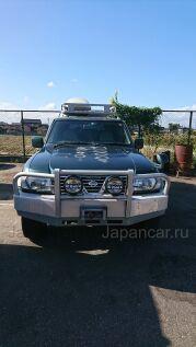 Багажник на Nissan Safari во Владивостоке