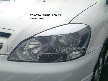 Реснички на Toyota Ipsum во Владивостоке