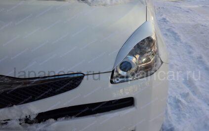 Реснички на Toyota Ractis во Владивостоке