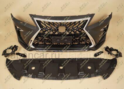Бампер на Lexus RX270 во Владивостоке