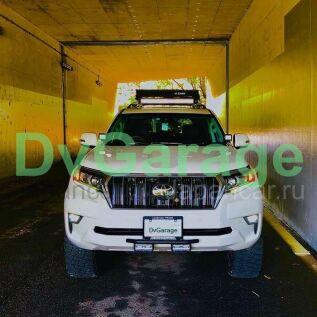 Дуга на Nissan Pathfinder во Владивостоке