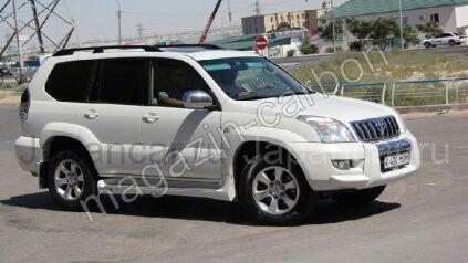 Релинги на Toyota Land Cruiser Prado в Уссурийске