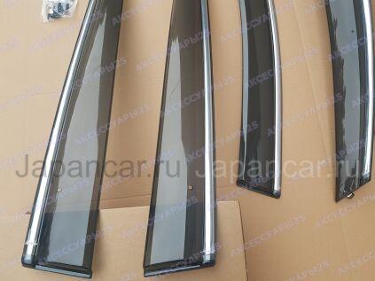 Ветровик дверной на Nissan Murano во Владивостоке