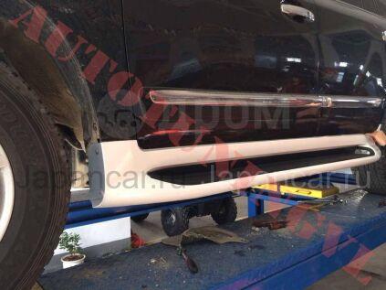 Подножка на Toyota Land Cruiser 200 во Владивостоке