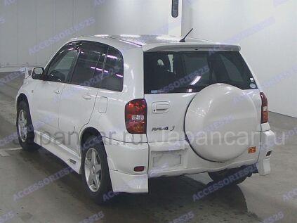Спойлер на Toyota RAV4 во Владивостоке