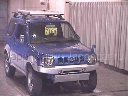 Бампер передний на Suzuki Jimny во Владивостоке