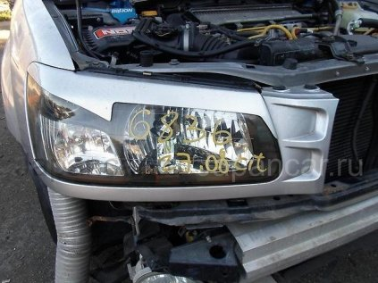 Реснички на Subaru Forester в Новосибирске
