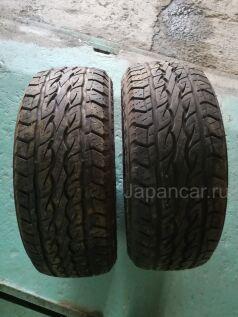 Всесезонные шины Kumho Roadventure 285/65 17 дюймов б/у во Владивостоке