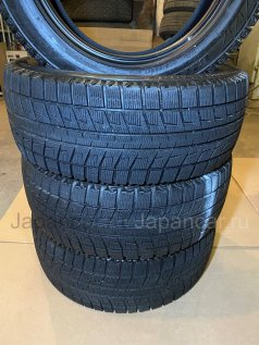 Зимние шины Bridgestone Blizzak revo 2 225/55 17 дюймов б/у во Владивостоке