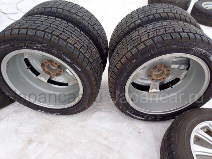 Зимние шины Dunlop Dsx 225/50 17 дюймов б/у в Челябинске