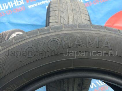 Летниe шины Yokohama Ecos es300 215/60 16 дюймов б/у в Новосибирске