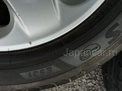 Летниe колеса Yokohama Bluearth ecos es31 205/55 16 дюймов Honda ширина 6.5 дюймов вылет 55 мм. б/у в Хабаровске