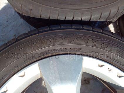 Летниe шины Firestone Firehawk vide oval 225/55 17 дюймов б/у в Челябинске