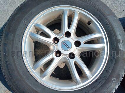 Диски 16 дюймов Alloy wheels ширина 6.5 дюймов вылет 49 мм. б/у в Челябинске