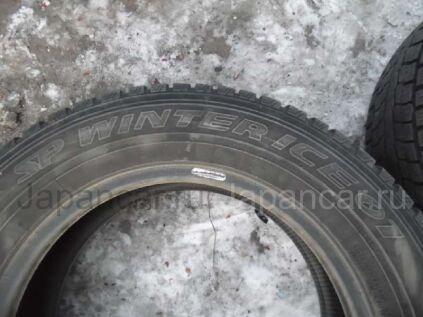 Зимние шины Dunlop Sp winter ice 01 195/65 15 дюймов б/у в Красноярске