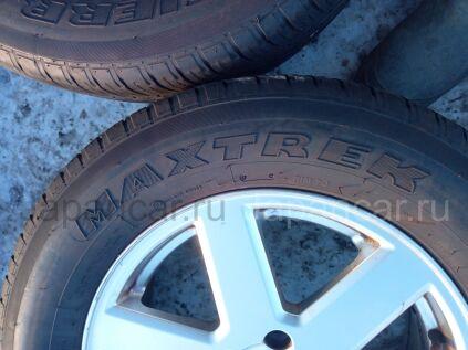 Летниe шины Maxtrek Sierra r6 235/65 17 дюймов б/у в Челябинске