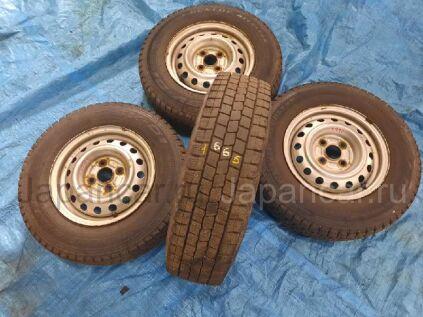 Зимние шины Dunlop Dsv-01 165/- 13 дюймов б/у в Барнауле