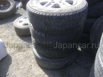 Всесезонные колеса Yokohama Geolandar h/t.s 215/70 16 дюймов Япония б/у во Владивостоке