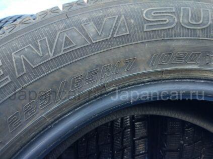 Зимние шины Goodyear Ice navi suv 225/65 17 дюймов б/у в Новосибирске